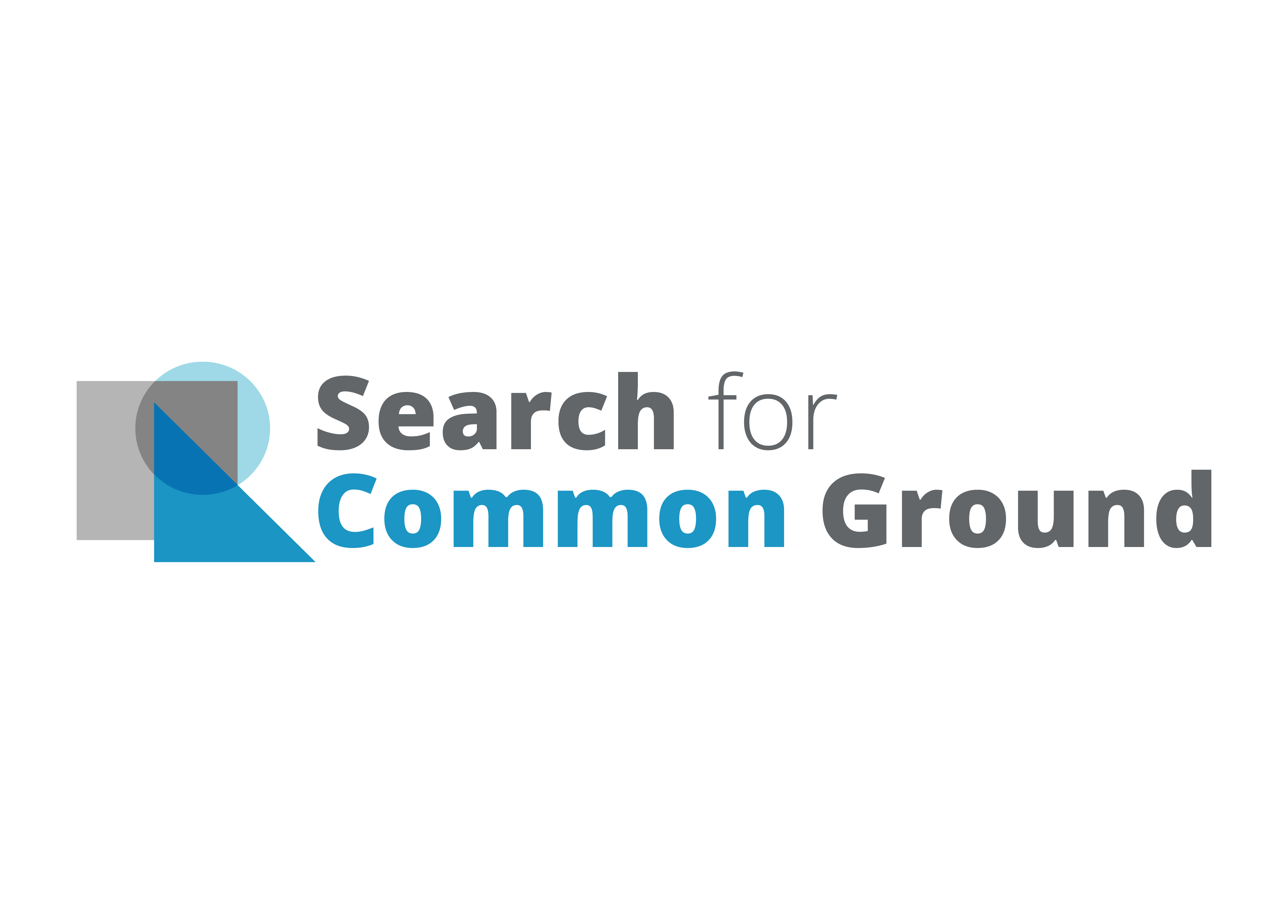 Logo Search for Common Ground