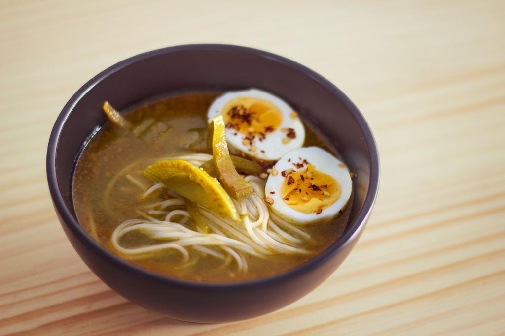 Mohinga Suppe