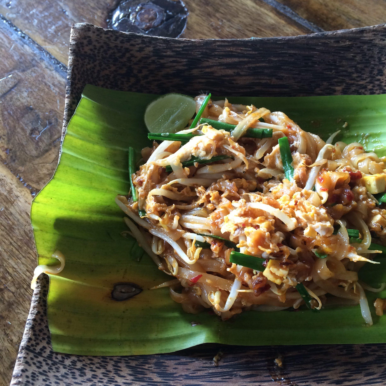 Padthai in Bangkok