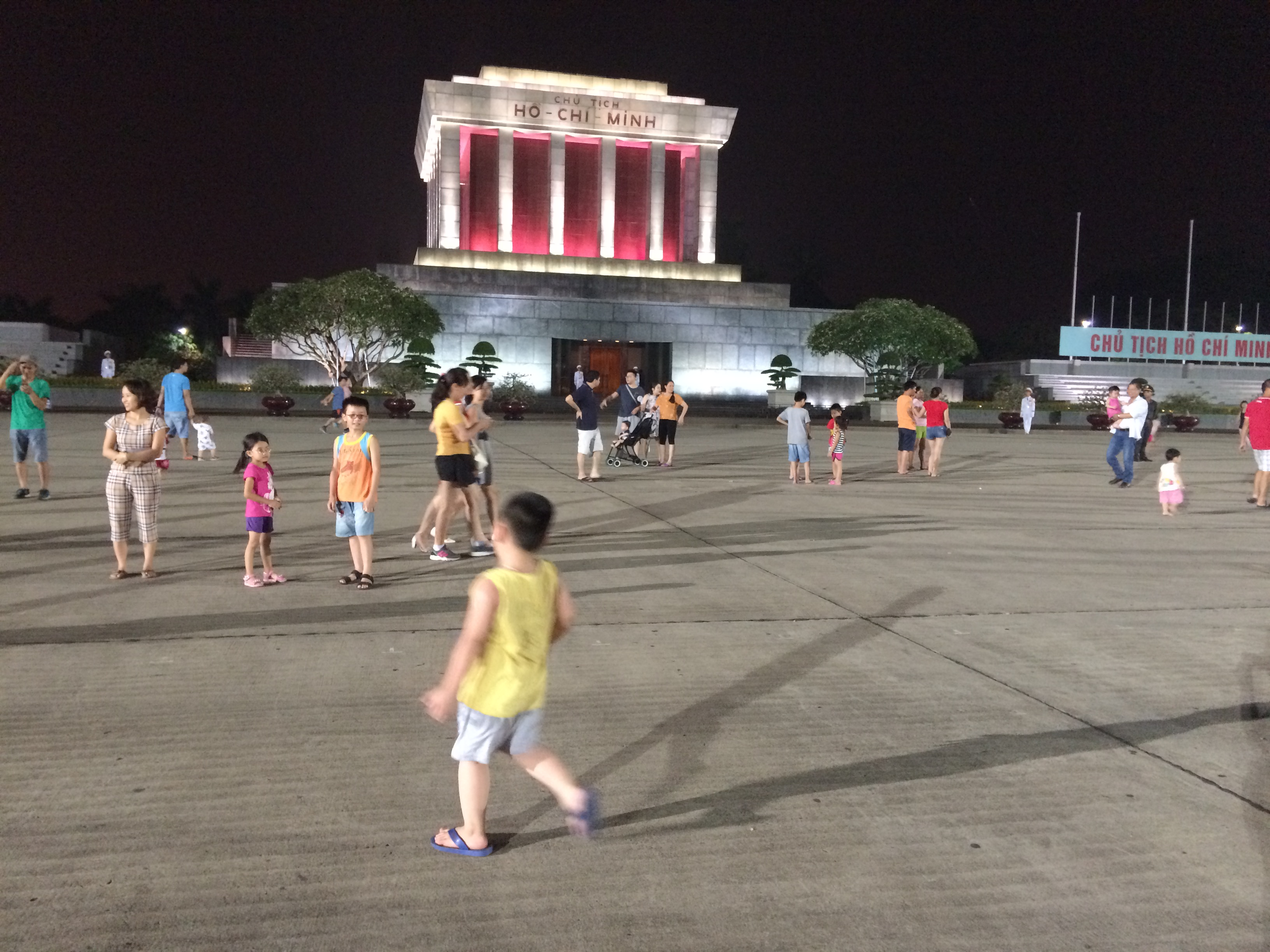 Hanoi: Ho Chi Minh Mausoleum