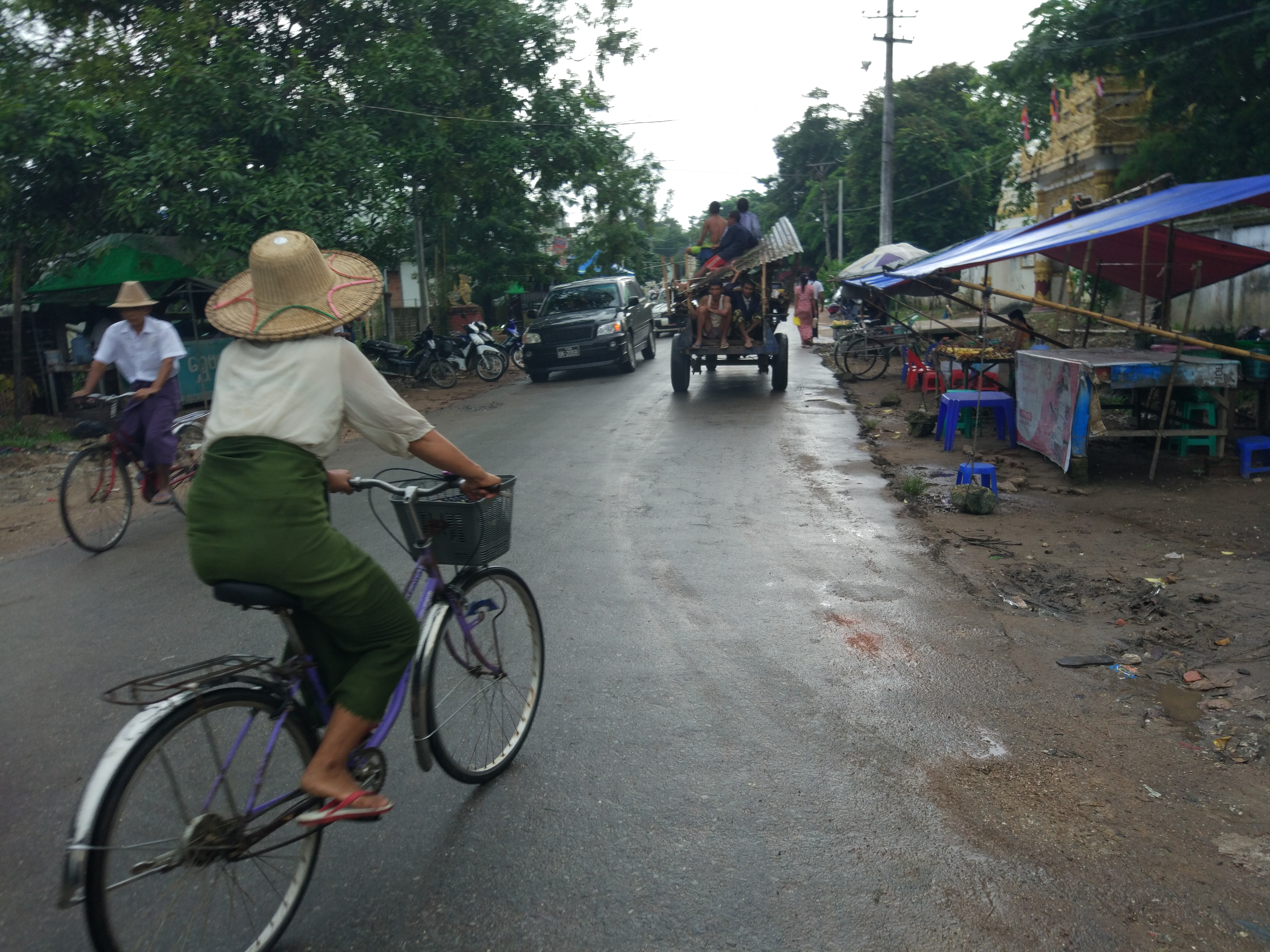 Yangon, 10 Minuten von Downtwon entfernt.