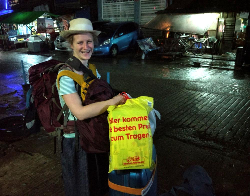 Bye Bye Yangon - Umzug à la Myanmar
